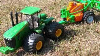 bruder tracteur