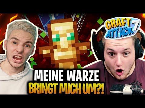 😱🤬 Meine HIMMELSWARZE BRINGT mich UM?! | Craft Attack 7 Folge 8!