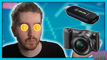 Don't OVER-PAY for Cameras & Capture Cards! | Cam Link Alternatives Recommendations & Ideas