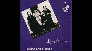 Watch King Crimson The Mincer video