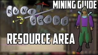 [2007] RuneScape Mining Guide: Iron Ore Resource Mining
