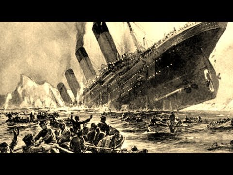 The Woody Show - The Worst Part Of The Titanic Sinking Isn't What You Think