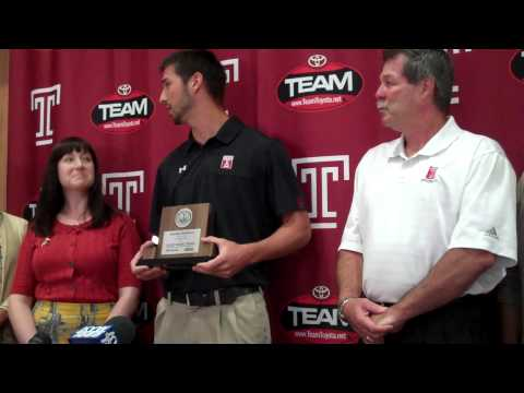 #TUFB: K/P Brandon McManus Presented With Allstate Good Works Team Award (Pt. 2)
