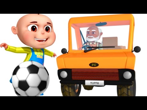 Thumbnail: Zool Babies Chasing The Ball | Zool Babies Series | Cartoon Animation Shows For Kids