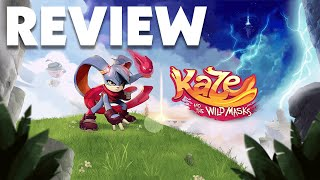 Kaze and the Wild Masks Review - '90s Platforming Perfection (Video Game Video Review)