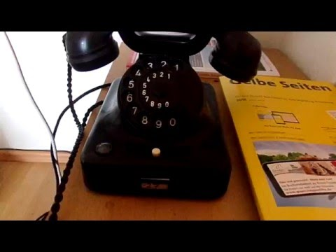 Mein altes Telefon;My old Phone
