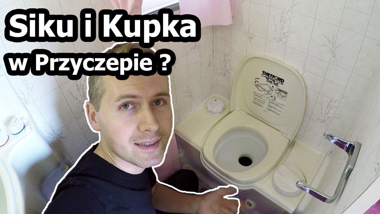 Toaleta W Przyczepie Kempingowej Jak Z Niej Korzystać Vlog 98