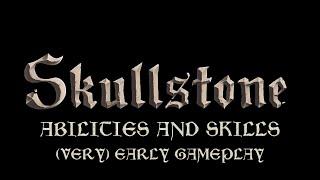 Skullstone - abilities and skills
