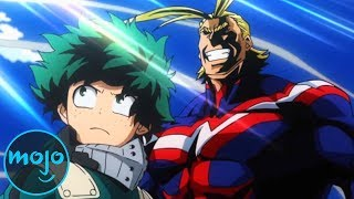 Top 10 Badass Anime Team-Ups