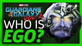 Who the Hell is Ego? - Guardians of the Galaxy Vol 2