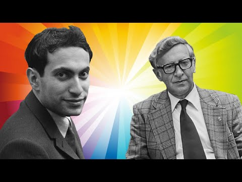 Mikhail Tal vs Vasily Smyslov – 1959 Candidates Chess Tournament