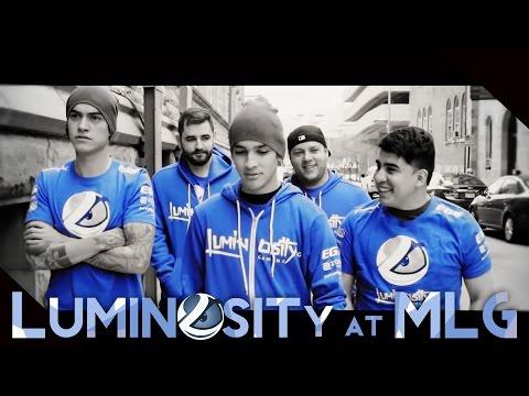 CS:GO - Luminosity at MLG Columbus 2016!