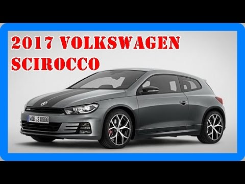 2017 volkswagen scirocco redesign interior and exterior youtube. Black Bedroom Furniture Sets. Home Design Ideas