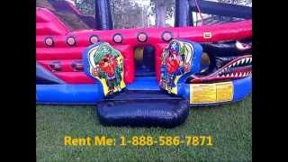 Pirate Ship Bounce House Rental