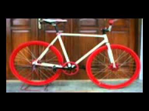 warna warni sepeda fixie._mpeg4.mp4 - YouTube