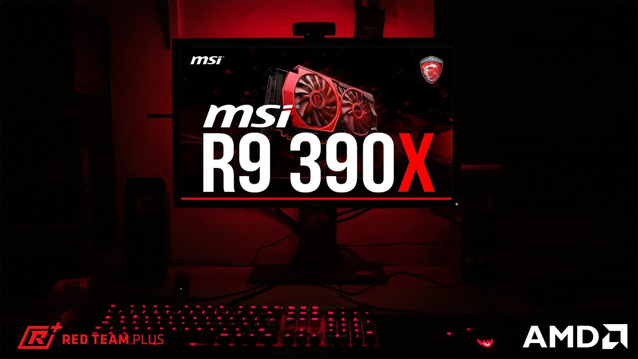 MSI R9 390X - Performance Overview