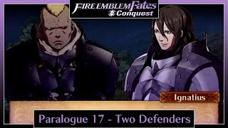 Fire Emblem Fates Conquest - Paralogue 17: Two Defenders