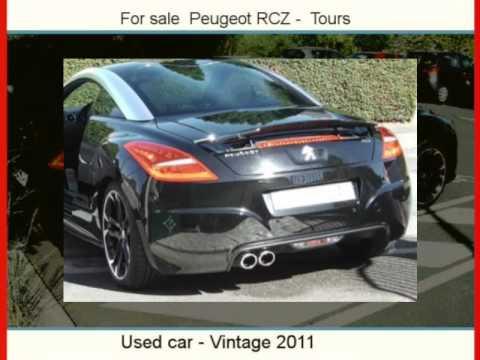 Sale One Peugeot RCZ  Tours  Indre-et-Loire