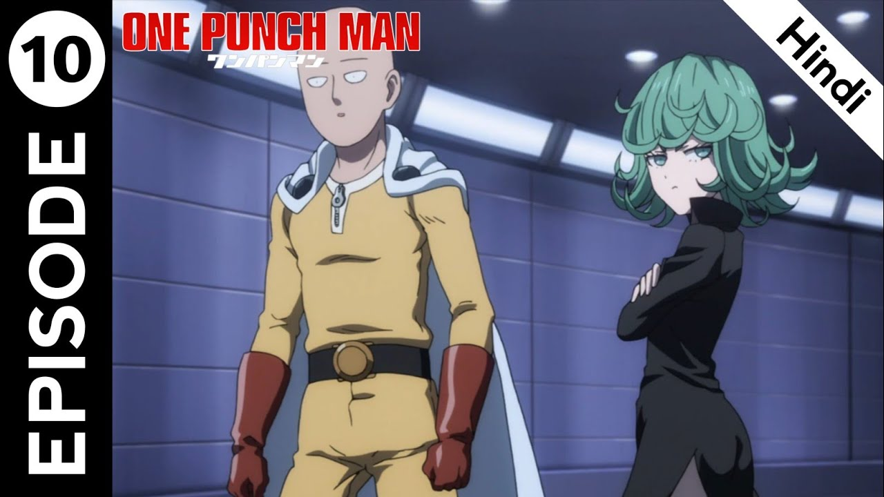 Download One Punch Man Episode 10 in Hindi | Unparalleled Peril | One Punch Man Explained | Abhirav Talks