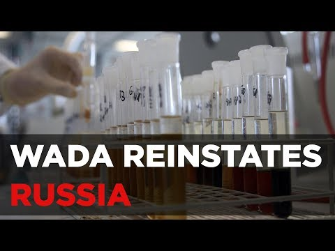EXPLAINER   Timeline Leading Up To WADA's Explosive Russian Vote