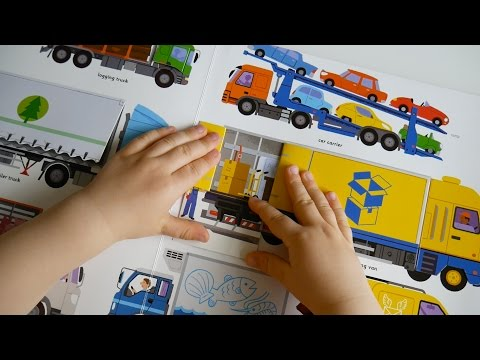 The Ultimate Book of Vehicles - Children's Book Review