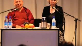 Из ответа на вопрос о визите Далай-Ламы и вопрос о влиянии жадности на цену товара