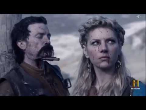 Einar Gets Painfully Castrated by the Beautiful Lagertha - The Vikings Seasons 4 thumbnail