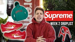 SUPREME WEEK 2 IS NOT GOOD