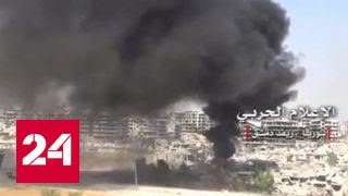 Информационная атака перед новой интервенцией: США готовят удар по Сирии