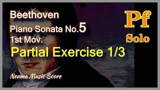 Beethoven, Piano Sonata No.5 -…