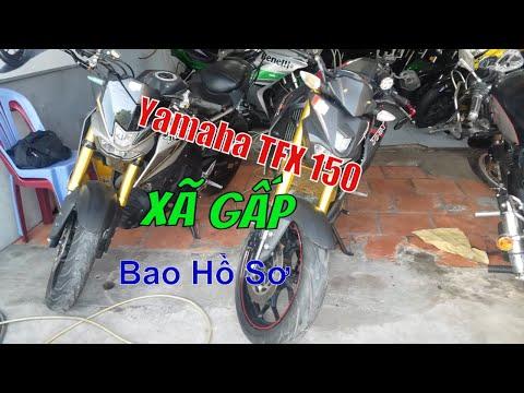 Yamaha TFX 150 Cũ Thanh Lý Giá Rẻ Cho AE Biker - Old Motorcycle | Thắng Biker