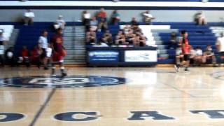 SF LINCOLN HIGH SCHOOL BASKETBALL GAME  2010