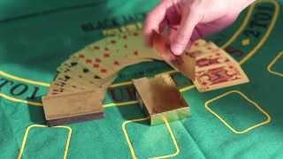 Обзор игральных карт Gold