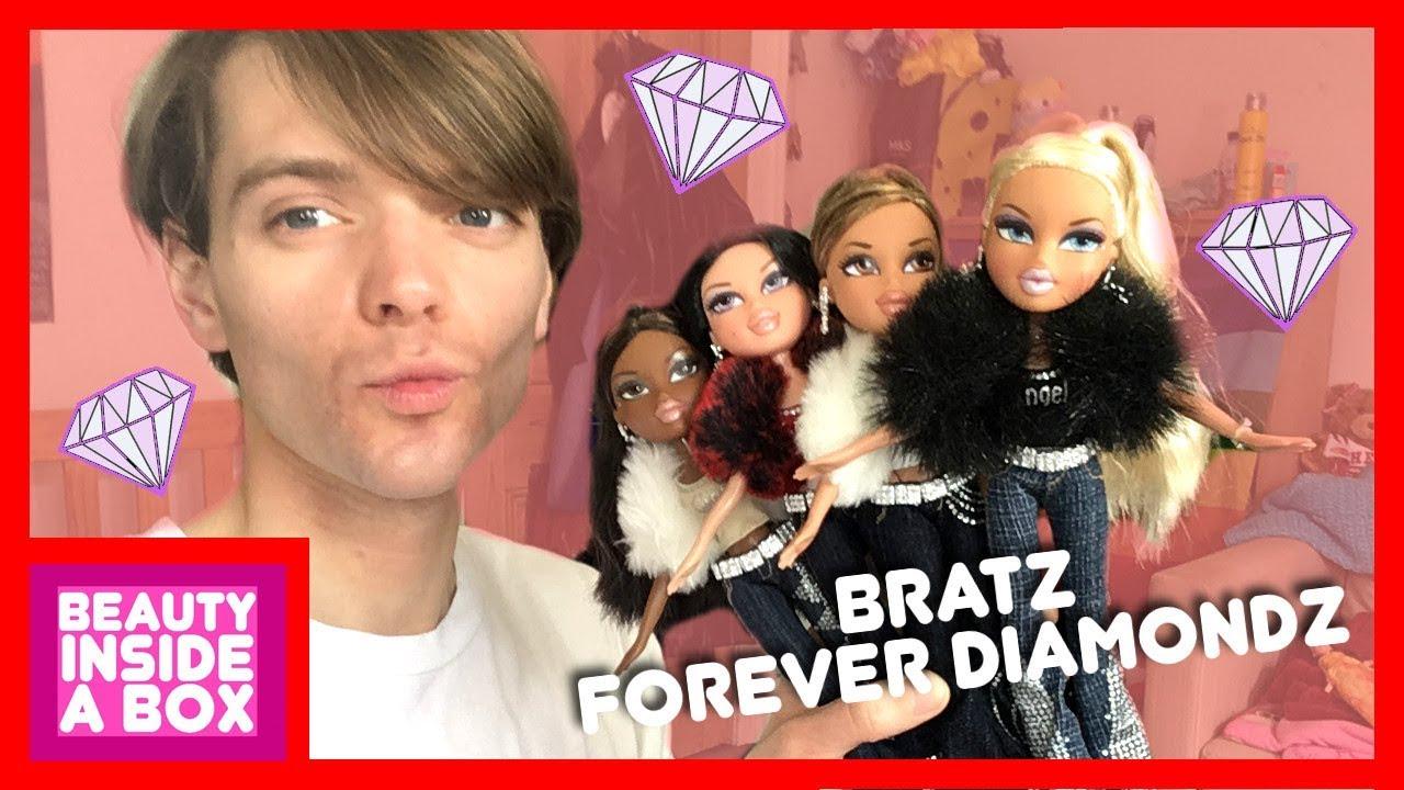Bratz Forever Diamondz (Cloe, Yasmin, Sasha & Sharidan ... Bratz Diamondz Sasha