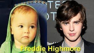 Freddie Highmore Transformation Kid To Man 2018 || The Good Doctor Star