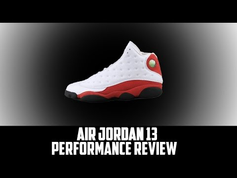 77883a78632 Air Jordan Project - Air Jordan XIII (13) Retro Performance Review ...