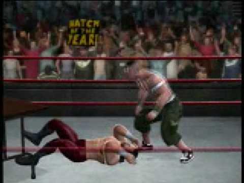 SVR Mayhem: Episode 16 - John Cena vs. Frank Hawkins