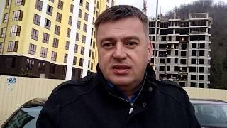 Продолжаем делать ремонт квартиры в Сочи .