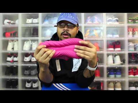 Adidas Tubular Pink Sole