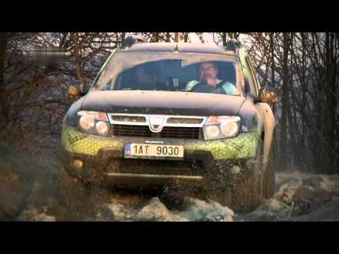 dacia duster offroad test 4x4 suv 2011 czech republic. Black Bedroom Furniture Sets. Home Design Ideas