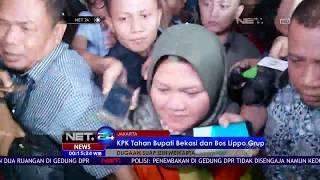 Download Video Diduga Suap Izin Meikarta, KPK Tahan Bupati BEkasi dan Bos Lippo Grup   NET24 MP3 3GP MP4