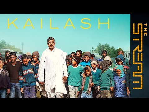 Kailash Satyarthi: How can anger be an energy? | The Stream