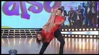 Showmatch 2008 - Eunice Castro logró un puntaje ideal
