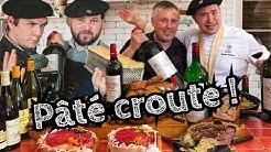 Pâté en croute & bons vivants - Terroirs de Gueuletons