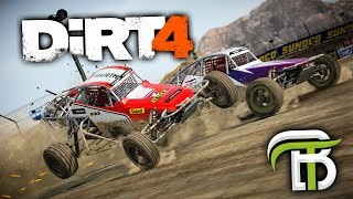 RACING IN HELL | DiRT 4