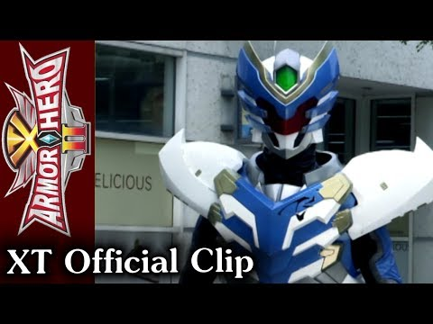 Armor Hero XT - Official English Clip [HD 公式] - 04