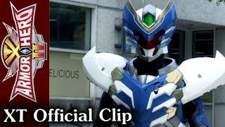 Armor Hero XT - Official English Clip [HD 公式] - 04
