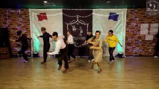 The Battle Korea (TBK) 2016 Showdown - Line Dance - Rhythm N Blues