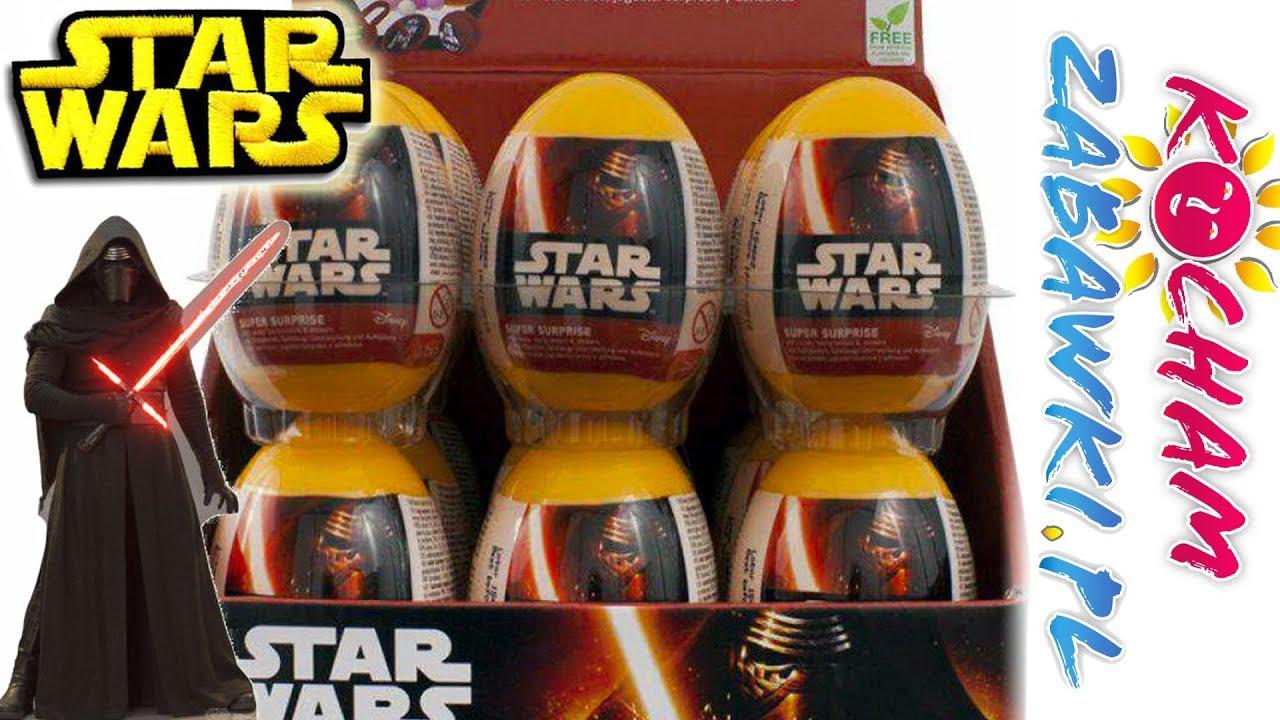 Star Wars • Jajko Niespodzianka • Co jest w środku? • Unboxing