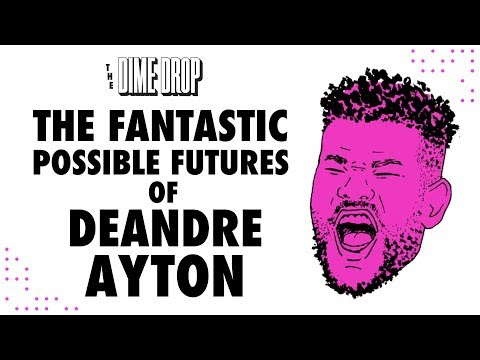 The Fantastic Possible Futures of Deandre Ayton - Player Breakdown / Scouting Reel